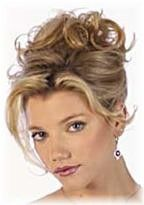 Updos: How to do a French Twist hairstyle