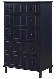 Amazon.com - Zachary 5 Shelf Chest of Drawers by Coaster Furniture -