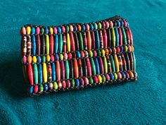 Fair Trade Paper Bead Coin Purse by LOT2545 on Etsy