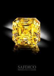 Graff Sunshine Diamond
