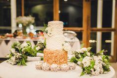 Phuket destination wedding cake
