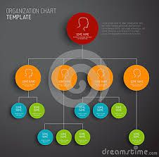 Organizational Chart Infographic  Infographic Chart And Flowchart