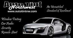 Window Tinting.  Two locations.360-878-7376  Lacey WA & Puyallup WA    150.00 ANY CAR! (Small exceptions)  We do Cars, Trucks, Boats, & RV'S.  Lifetime Warrantee!