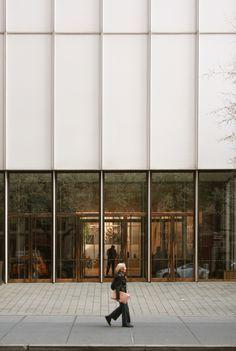 Morgan Library, NYC - Renzo Piano (photograph by Keir Alexander)