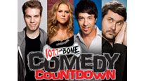 NYE Pans?? Come out to107.7 The Bone's 2nd Annual Comedy Countdown with Anthony Jeselnik, Amy Schumer & more! Tickets on sale now!
