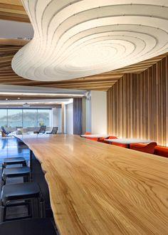 Autodesk HQ Office, Tel Aviv, Israel Graphic, Software Company