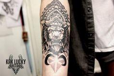 d12af03f2edc6 Rad cover up piece by Gareth Doye #kakluckytattoos #kloofstreet #capetown # tattoos #