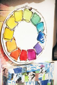 Color wheel - hmmm which color is it @Katelyn Musumeche ? :]