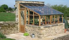 Wooden Greenhouses made to the highest joinery standards | Gabriel Ash