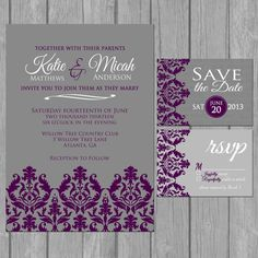 Hey, I found this really awesome Etsy listing at http://www.etsy.com/listing/160550117/simple-wedding-invitation-modern-dark