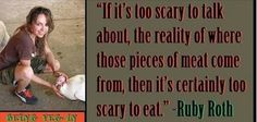 """Ruby Roth, author of children's books """"V is for Vegan,"""" """"Vegan is Love,"""" and """"That's Why We Don't Eat Animals."""" (Visit her blog: http://www.wedonteatanimals.com/)"""