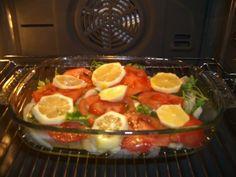 Fırında Patatesli Balık Tarifi | Yemektarifleri8