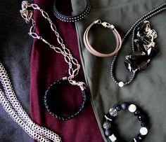Lizettes autumn jewelry
