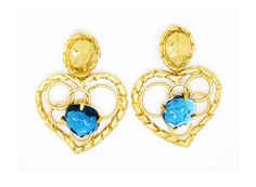 Les bijoux vintage du concept-store N15 http://www.vogue.fr/joaillerie/le-bijou-du-jour/diaporama/les-bijoux-vintage-du-concept-store-n15/10922#les-bijoux-vintage-du-concept-store-n15-yves-saint-laurent