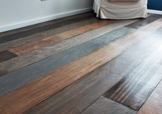 inexpensive flooring 20 Cheap Flooring Ideas You Have to Try - Jenna Kate at Home Stained Plywood Floors, Plywood Plank Flooring, Cheap Wood Flooring, Inexpensive Flooring, Diy Wood Floors, Best Flooring, Basement Flooring, Diy Flooring, Bedroom Flooring