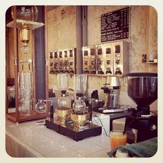 Best coffee shop in Paris!