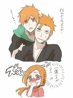 """umanyanko:  """"Eu e Inoue tivemos a mesma reação   """""""