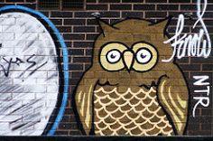 IMG_031958 (In this twilight...) Tags: england streetart graffiti unitedkingdom owl stokeontrent staffordshire owlgraffiti