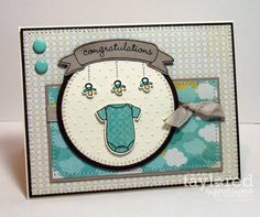 Congratulations! by Stamper K - Cards and Paper Crafts at Splitcoaststampers
