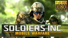 Soldiers Inc: Mobile Warfare Game Review 1080p Official Plarium Strategy...