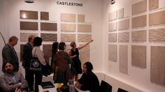 Piemme's latest collections at Cersaie Italy 2014.
