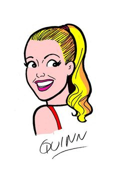 "The ""Glee"" Cast Gets Their Archie Makeover Tumblr Drawings, Quinn Fabray, Team Starkid, Glee Club, Dianna Agron, Archie Comics, Geek Out, American Horror Story, Best Shows Ever"