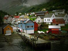 Norway, Sogn og Fjordane, Undredal