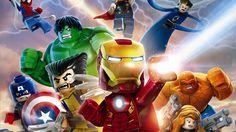 Lego Marvel Super Heroes Fonds d'écran - 1600x900