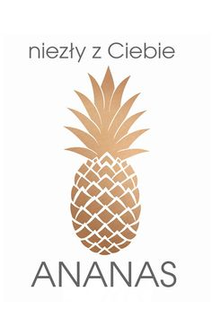 ANANAS | PINEAPPLE POSTER