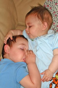 Love between siblings (my sons) inspires :) #sparklinginspiration