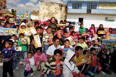 #TLAXCALA ENTREGA DIF 10 MIL JUGUETES A NIÑOS DE ESCASOS RECURSOS POR DÍA DE REYES.  Por tercer año... http://fb.me/6lT0T9JaU