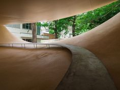 "archatlas: "" Fukita Pavilion Ryue Nishizawa Images by jacomejp "" Japan Architecture, Studios Architecture, Architecture Board, Amazing Architecture, Architecture Details, Interior Architecture, Landscape Architecture, Kagawa, Urban Design"