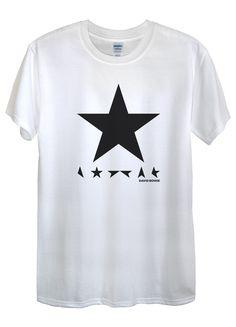 Blackstar David Bowie T-Shirts - Idea Is Good - 1
