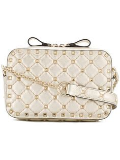 761764bd6a7f quilted Rockstud crossbody bag Burberry Handbags, Prada Handbags, Black  Handbags, Handbags On Sale