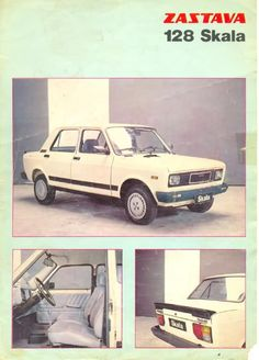 Europe Car, Fiat 128, Car Brochure, Adventure Style, Easy Paper Crafts, Car Advertising, Retro Cars, Automotive Design, Old Cars