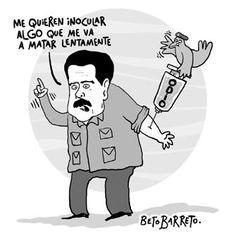 Maduro y sus inoculaciones