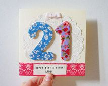 21 Birthday Cards For Her