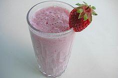 Erdbeermilch (Rezept mit Bild) von fadine   Chefkoch.de