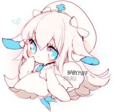 #anime BABY [COMMISSIONS CLOSED] by Pikiru.deviantart.com on @DeviantArt