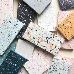 beautiful terrazo trend and back to the flatlay ? terrazzo : beautiful terrazo trend and back to the flatlay ?