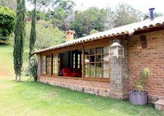 Projeto: Casas translation missing: br.style.casas.colonial por FLAVIO BERREDO ARQUITETURA E CONSTRUÇÃO