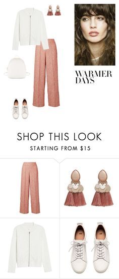 """""""30/03"""" by dorey on Polyvore featuring By Malene Birger, Caslon, H&M and Steve Madden"""