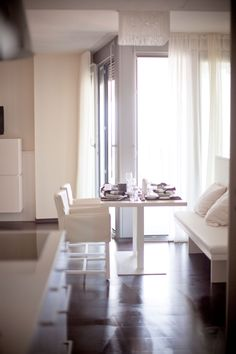 At Falkensteiner Premium Apartments Senia your dreams will become reality. Enjoy luxury apartments directly by the beach in Croatia. Dining Bench, Dining Room, Luxury Apartments, Croatia, Dreaming Of You, Dreams, Travel, Furniture, Home Decor