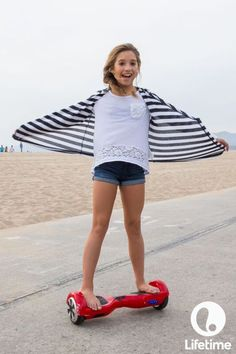 Mackenzie Ziegler Dance Moms S6 Promotional Photoshoot [2016]