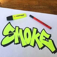 Graffiti Lettering Fonts, Graffiti Writing, Graffiti Tagging, Graffiti Alphabet, Street Art Graffiti, Hand Lettering, Graffiti Piece, Graffiti Designs, Graffiti Styles