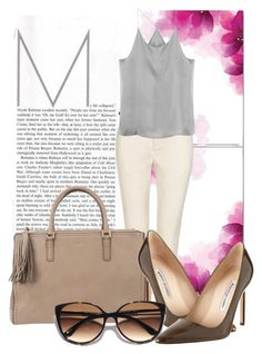 """Neutral love"" by mellr on Polyvore"