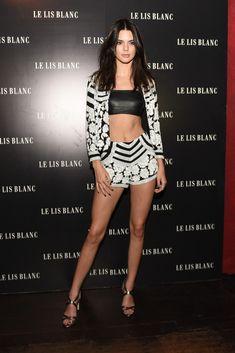 Kendall Jenner na after party (Foto: Divulgação)