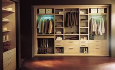 interior de placard diseño - Buscar con Google Home Decor, Closets, Google, Tops, Home, Swinging Doors, Built In Lockers, Master Bedroom, Walk In Closet