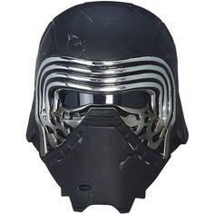 Star Wars The Force Awakens Black Series Kylo Ren Helmet