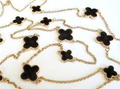 Van Cleef & Arpels Alhambra Necklace